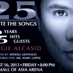 Ogie Alcasid 25th Anniversary Concert at Mall of Asia Arena