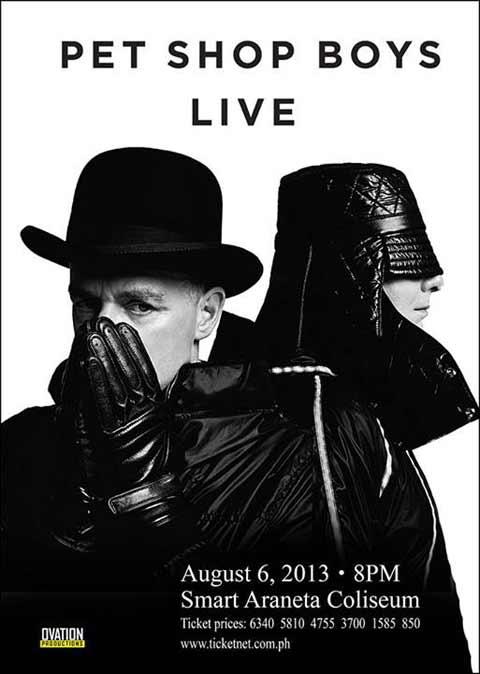 Electric Tour: Pet Shop Boys Live in Manila