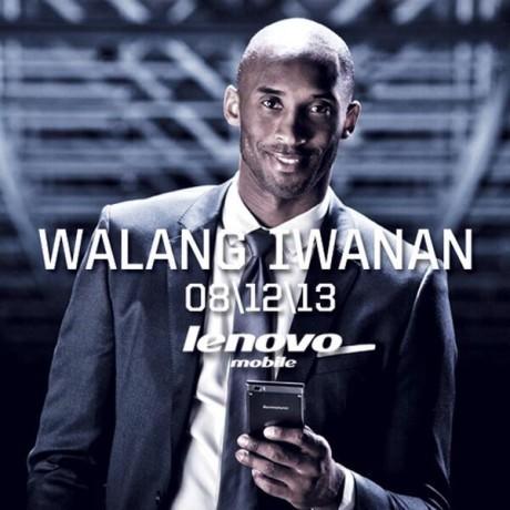 Kobe Bryant in Manila 2013