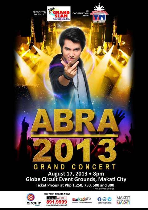 ABRA 2013 Concert