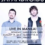 Japandroids Live in Manila