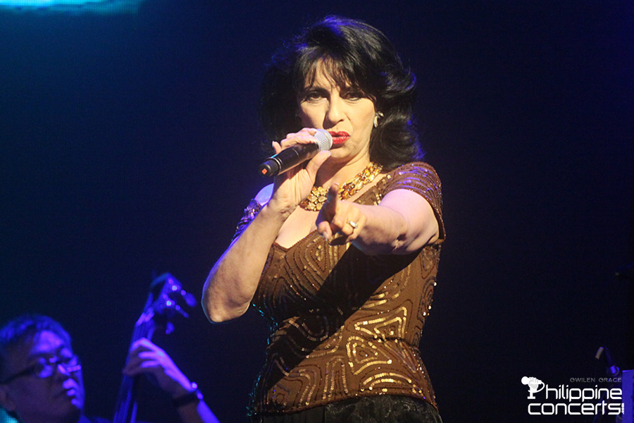 Laura Fygi Live in Manila Photos | Philippine Concerts