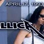 Metallica Live in Manila 1993