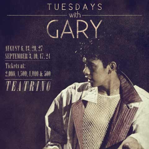 Tuesdays with Gary at Teatrino