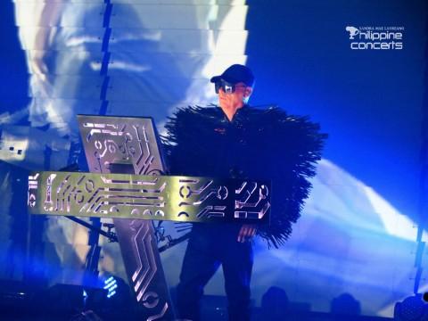 Pet Shop Boys Electrify the Big Dome