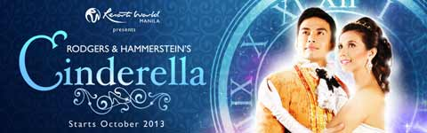 Cinderella at Resorts World Manila