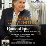 Richard Clayderman Live in Manila