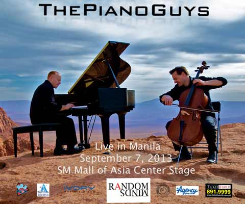The Piano Guys Live in Manila