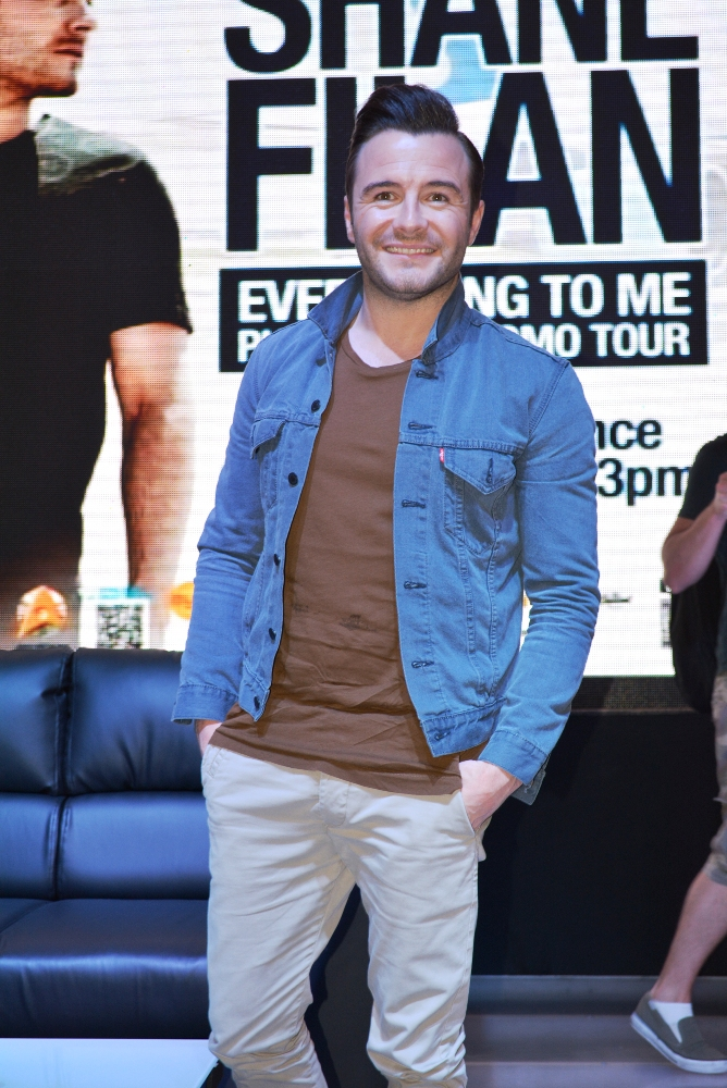 Shane Filan: Flying Solo
