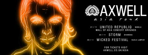 United Republiq featuring Axwell