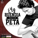 Ely Buendia sings for PETA
