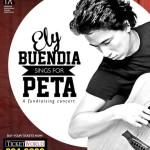 Ely Buendia sings for PETA