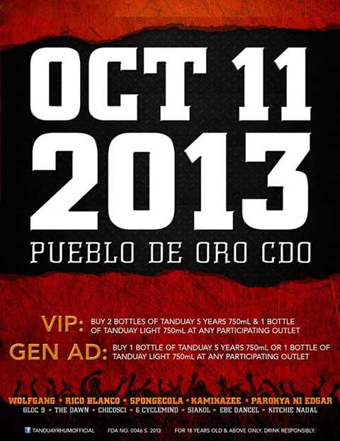 tanduay-rhum-rockfest-2013-cdo