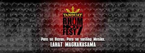 Tanduay Rhum Rockfest 2013