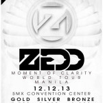 MOMENT OF CLARITY: ZEDD Live in Manila