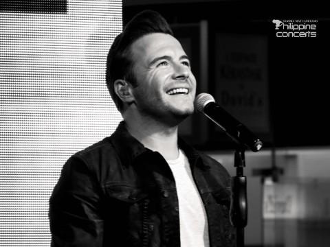 Shane Filan Live in Manila