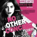 Anne Curtis Annebisyosa Concert Live in Qatar