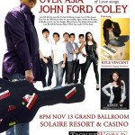Love Overload Over Asia with John Ford Coley