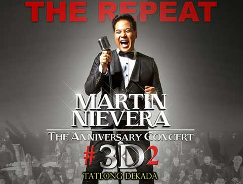 Martin Nievera 3D The Repeat