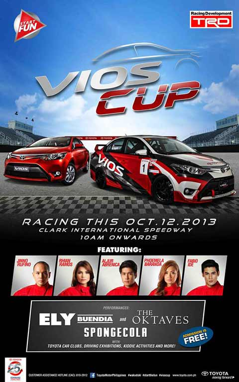 Vios Cup with Sponge Cola and Ely Buendia with the Oktaves