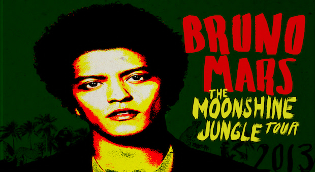 Bruno Mars Live in Manila (March 22 at Mall of Asia Arena)