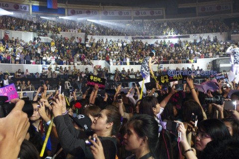 Infinite Live in Manila