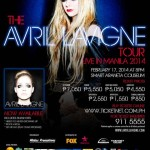 Avril Lavigne Live in Manila 2014