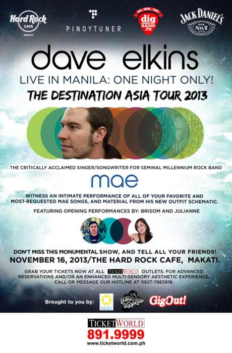 Dave Elkins Live in Manila