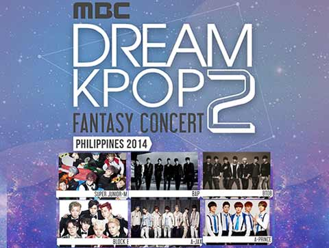 Dream Kpop Fantasy Concert 2