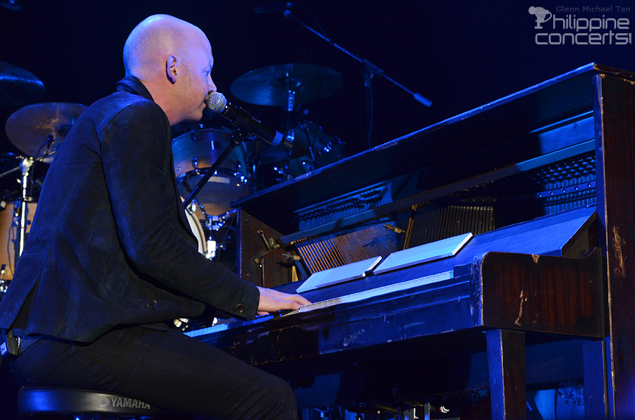 The Fray Raised the Big Dome's Heartbeat