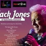 Jack Jones A Valentine Concert