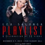 Lea Salonga Playlist Concert