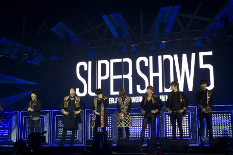 Super Junior Live in Manila