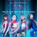 2NE1 Live in Manila 2014