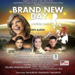 Patti Austin Holiday Concert at Solaire Resort
