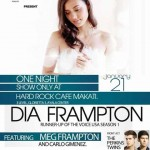 Dia Frampton Live in Manila 2014