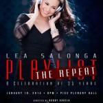 Lea Salonga Playlist The Repeat