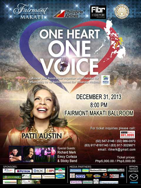 One Heart One Voice featuring Patti Austin