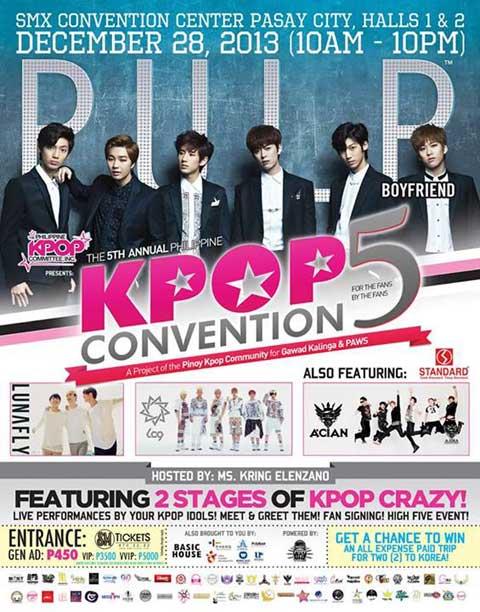 Philippine Kpop Convention 5