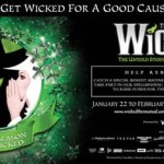 Wicked Musical Special Benefit Show 2014