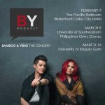 BY Request: Bamboo and Yeng Constantino Concert in Cebu, Davao and Baguio