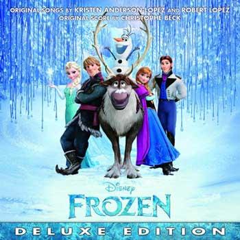 Frozen Soundtrack Album