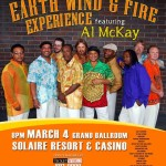 Earth Wind & Fire Experience featuring Al McKay Live in Manila 2014