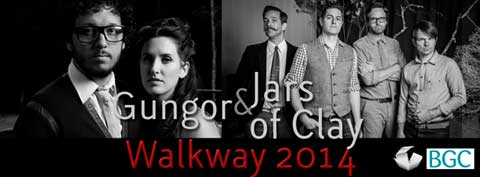 Gungor and Jars of Clay Live in Manila 2014