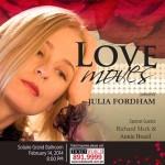 Julia Fordham Live in Manila Valentine's Day Concert