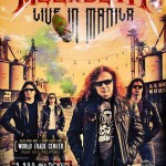 Megadeth Live in Manila 2014 Postponed