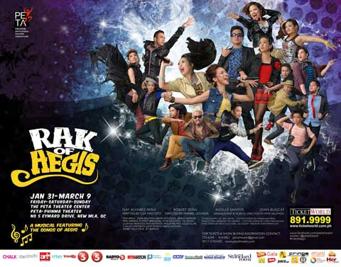 Rak of Aegis Musical