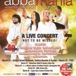 Abbamania Philippine Tour 2014