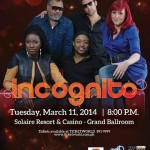 Incognito Live in Manila