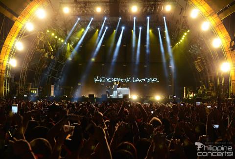 Kendrick Lamar Live at 7107 IMF
